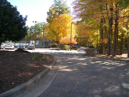 Robert V Godbold Park Cary NC