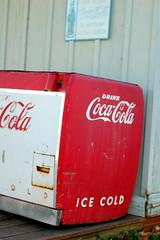 N_0673 (dcketcham) Tags: november ohio classic nikon sandstone cola machine coke cocacola amherst coca vending d40