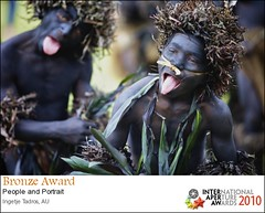 BRONZE AWARD Aperture Awards 2010 (ingetje tadros) Tags: travel portrait people music dance faces performance culture tribal adventure event tribes tradition papuanewguinea indigenous ingetjetadros apertureawards2010