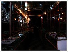 Lighting-at-Bangle-Shop (Midhun Manmadhan) Tags: india lights star hyderabad bangles charminar