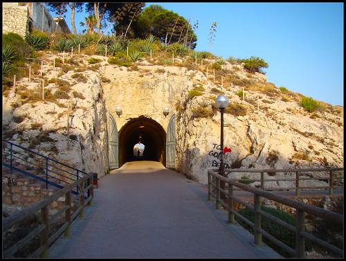 Tuneles Rincón de la Victoria (2)