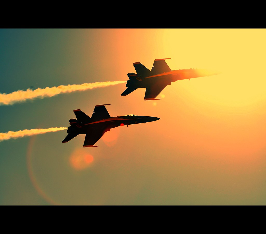 Blue Angels - F18
