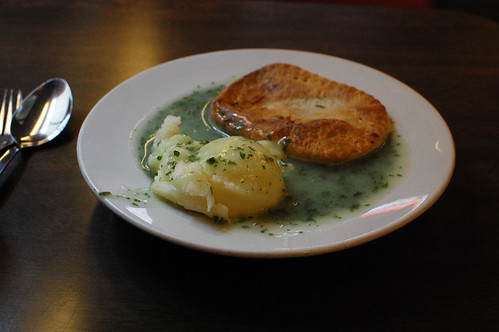 Pie, Mash and Liquor