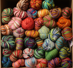 38 Skeins of Vesper Sock Yarn