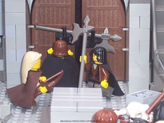 Lord of the Rings Custom Lego Moria 007