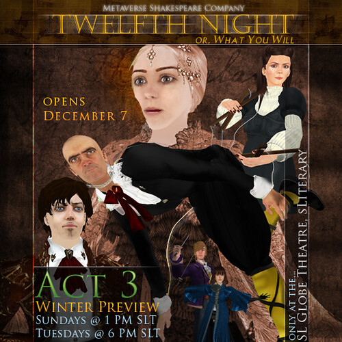mSC WP1 Twelfth Night Act 3 - In Motion