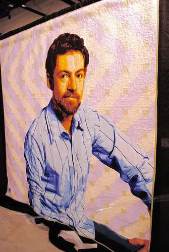 Self Portrait by Luke Haynes