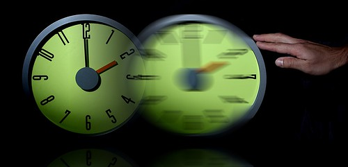 shifting season: pushing back the clock by JonathanCohen, on Flickr