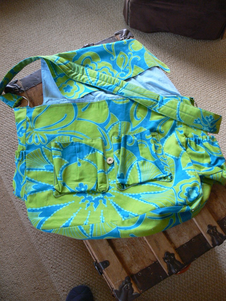 Jenny: Diaper Bag