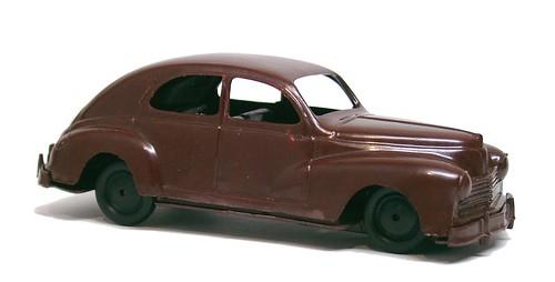 Clé Peugeot 203