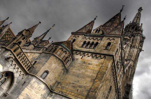 Matias church. Budapest. Iglesia de Matias