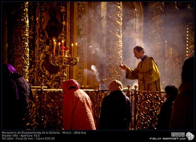 Monasterio de Bogoyavlensky de la Epifanía - Moscú - 3839