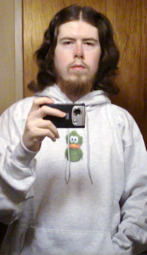 Adiumy hoodie hood down