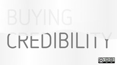 Buying credibility: A look at the FTC's transp...