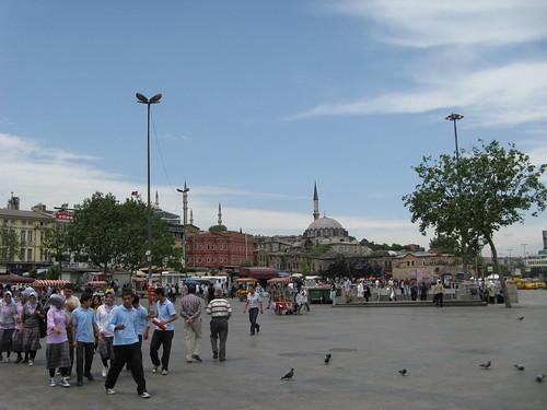 Bom dia Istambul