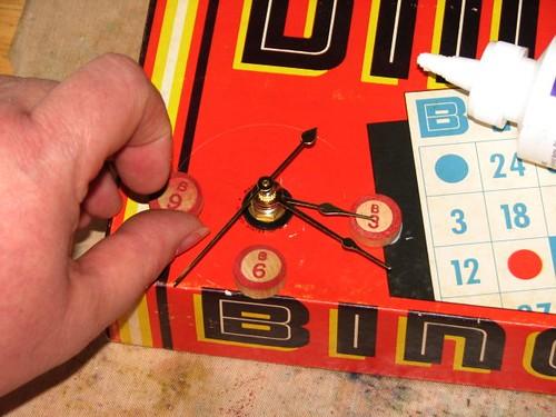 Vintage Game Clock 009