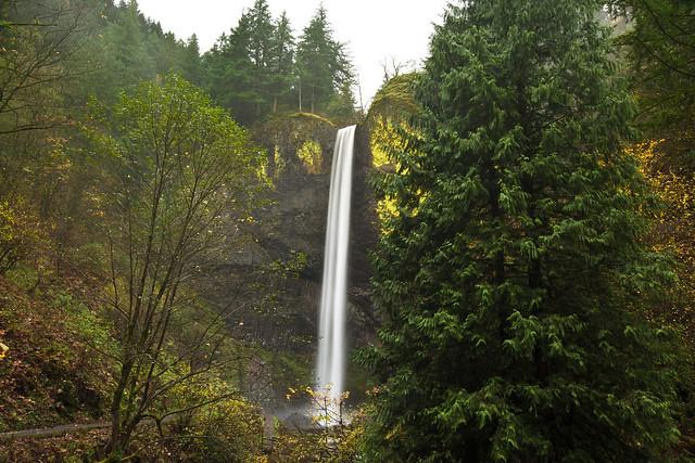 Latourelle Falls (Wide)