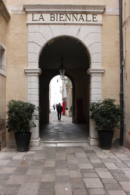 Venezia e...la Biennale