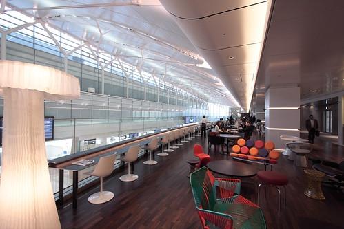 "Haneda Air Port ""Upper Deck Tokyo"""