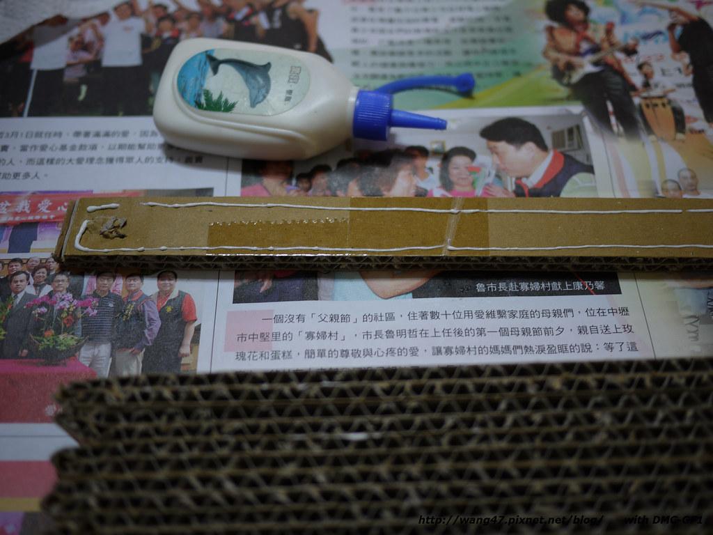 20101121-02貓抓板DIY