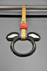 Hang on tight (kristian.eric) Tags: disneysea public train emblem mouse handle disneyland disney mickey resort transportation shape knob d90 krism 18105mm kristianm kristianeric