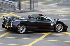 "Pagani Zonda Roadster F  ""585"" (Daryl Chapman Photography) Tags: canon hongkong amazing italian fast super f 25 7d kowloon zonda roadster pagani 585 100400l worldcars"