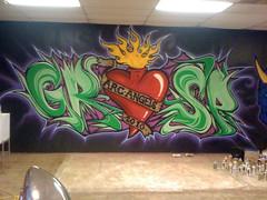 Grasp (BeyondGrasp) Tags: art tattoo texas tits tx ftworth graspgraffitidallas arcangelstatto