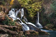 Cascadas del Huznar (Paco Martnez Fotografa) Tags: naturaleza sevilla paisaje rios cascadas sierranortedesevilla pacomartnez