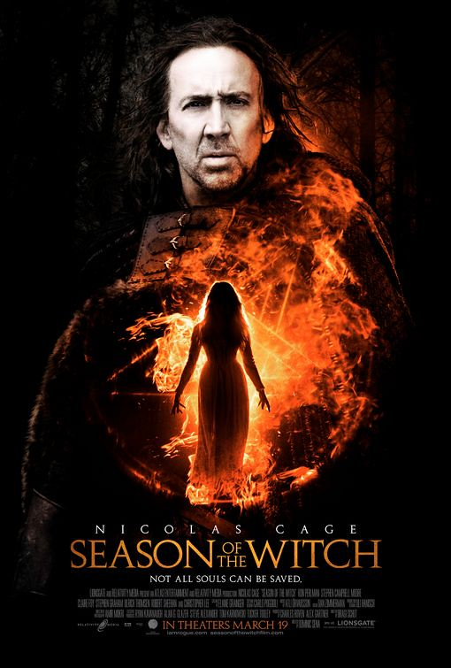 Season of the Witch film poster