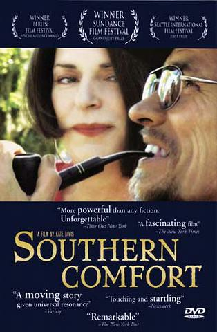 Southern Comfort DVD cover