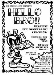 Hello Bro!!! - The Don Gallery
