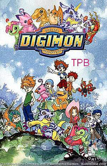 Digital Digimon Monsters; The Crusaders