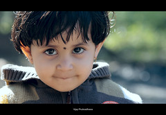 My Princess (Vijay..) Tags: portrait canon eyes princess candid daughter disha cinemascope ef70300 vijayphulwadhawa