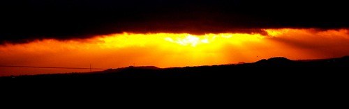 Sunrise - sorta