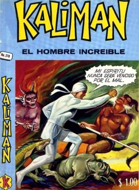 Kaliman 270