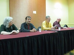 The Gryphon's Friday Panel