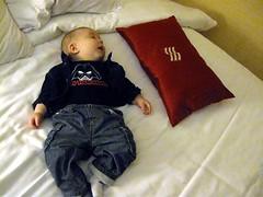 KFP Sleeping