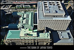 [ Monetary Policies ] The Bank of Japan, Tokyo...