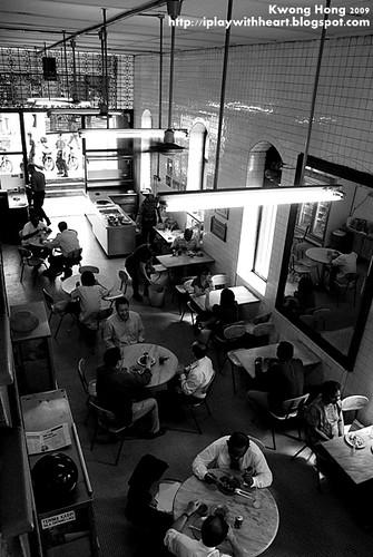 吉隆坡海南咖啡室