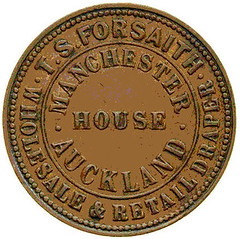 Forsaith token New Zealand