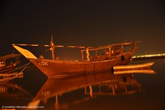 -  (Izzeddeen) Tags: night boats photography boat ship shots ships corniche dammam