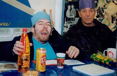 Image titled Billy Myatt and Jimmy Mulligan, 1999