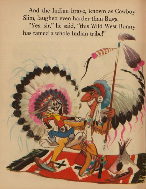 Bugs Bunny & the Indians016