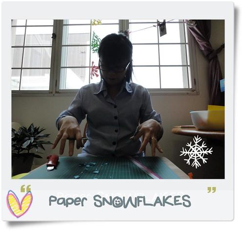 0 Paper Snowflakes
