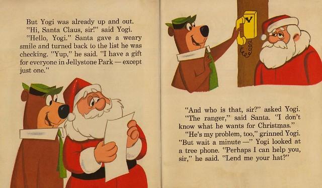 Yogi Bear Helps Santa004