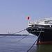 dans le port de Yokohama