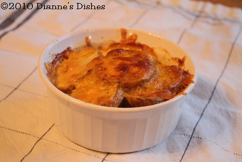 Sinfully Easy Scalloped Potatoes