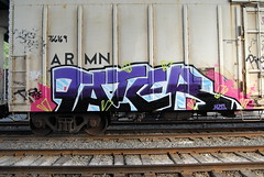 Tater H2O (Stalkin The Lines) Tags: art cars car metal yard train graffiti paint florida miami steel trains spray h2o parked fl spraypaint graff freight tater railcars trainyard southflorida freights trainart 1000000 armn freightyard benched benching 1000000railcars