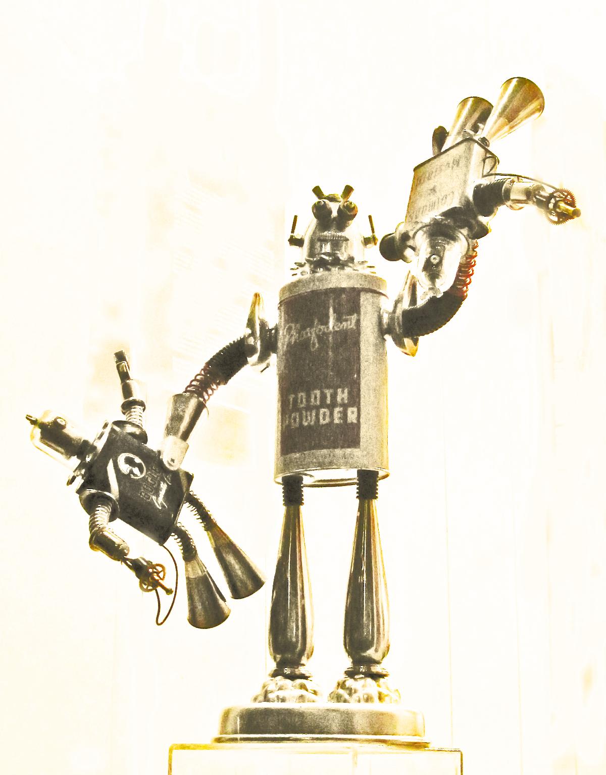 Robots gone wild