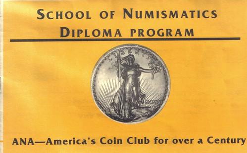 ANA School of Numismatics